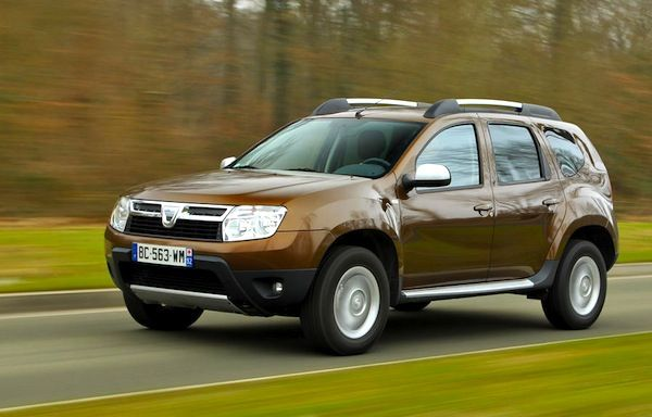 duster 2013