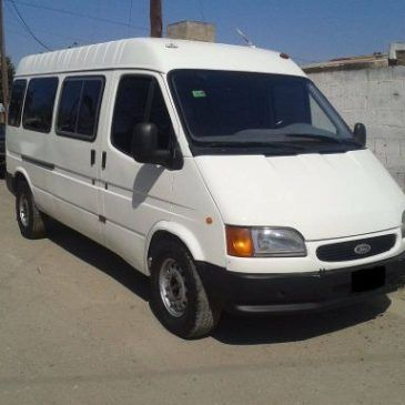 Bola enganche remolque Ford Transit -04/00