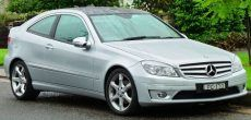 Clase C Sport Coupe W204 +09