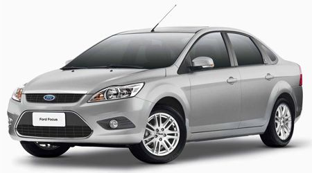 Bola enganche remolque Ford Focus 4p +11