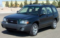 forester 2003
