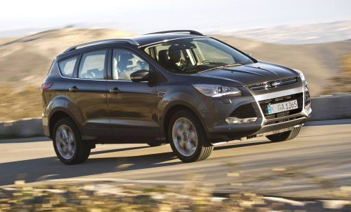 Enganche remolque Ford Kuga +13