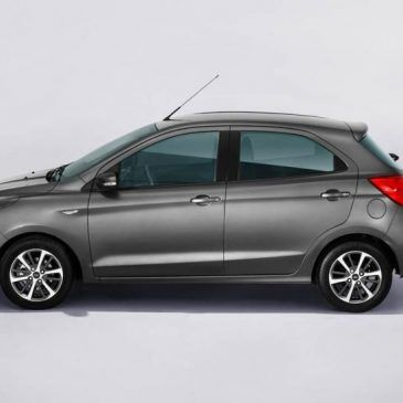 Bola enganche remolque Ford Ka Plus